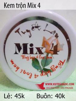 Ảnh số 82: Kem Mix 4 - Giá: 39.949.249