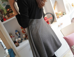 Ảnh số 27: Váy công sở dài tay dáng xòe (MS: RX62) - Giá: 255.000