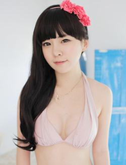 Ảnh số 65: Tóc dành cho Cô Dâu xinh xoăn nhẹ  Hàn quốc - Giá: 750.000