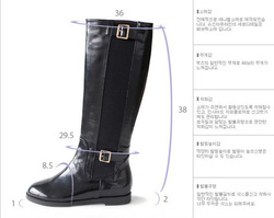 Ảnh số 86: MS 10 : rafonte ( Boot cổ dài ) - Giá: 1.490.000