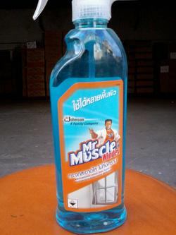 Ảnh số 31: Nước lau kính Mr Murcle 520ml - Giá: 60.000