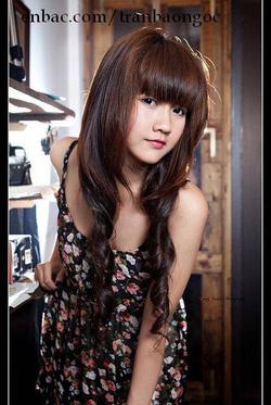 Ảnh số 11: E00313Korea tóc bộ có da đầu, chiu nhiệt - Giá: 850.000