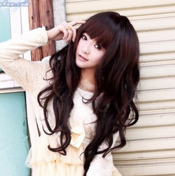 ?nh s? 61: Korea tóc xoăn nhẹ - Giá: 750.000