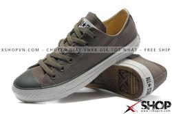 Ảnh số 28: Giày Converse Grey 2012 thấp cổ - Giá: 450.000