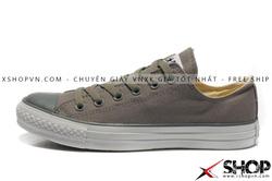Ảnh số 30: Giày Converse Grey 2012 thấp cổ - Giá: 450.000