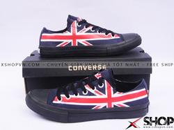 Ảnh số 48: Giày Converse Cờ Anh - Giá: 299.000