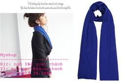 Ảnh số 47: Khăn Zara 90k (nhiều màu) làm đc khăn đôi nhé - Giá: 90.000