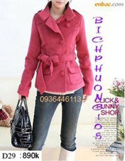 ?nh s? 29: Áo khoác  bichphuong105 - Giá: 890.000