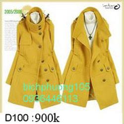 ?nh s? 100: Áo khoác  bichphuong105 - Giá: 900.000