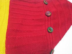 ?nh s? 9: áo len vạt xéo - Giá: 130.000