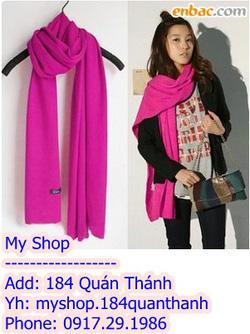 Ảnh số 50: Khăn Zara 90k (nhiều màu) làm đc khăn đôi nhé - Giá: 90.000