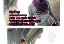 Ảnh số 58: Khăn Zara 90k (nhiều màu) làm đc khăn đôi nhé - Giá: 90.000