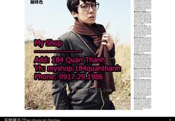 Ảnh số 60: Khăn Zara 90k (nhiều màu) làm đc khăn đôi nhé - Giá: 90.000
