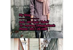 Ảnh số 61: Khăn Zara 90k (nhiều màu) làm đc khăn đôi nhé - Giá: 90.000