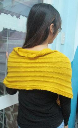 ?nh s? 44: áo len vạt xéo - Giá: 130.000