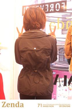 ?nh s? 9: Áo khoác dài xuất xịn Massimo Dutti - Giá: 525.000