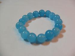 Ảnh số 44: vòng hạt đá xanh dương - Giá: 20.000