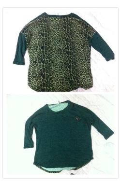 ?nh s? 13: áo len báo - Giá: 120.000