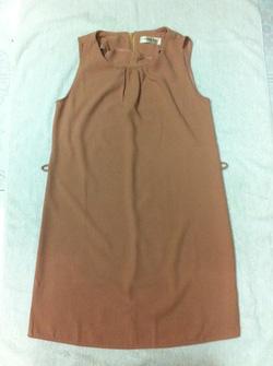 ?nh s? 16: váy hồng nude - Giá: 150.000