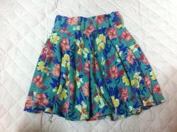 ?nh s? 21: chân váy hoa - Giá: 120.000