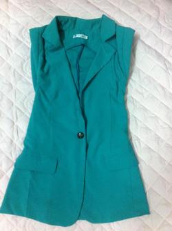 Ảnh số 23: vest xanh - Giá: 150.000