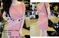 Ảnh số 26: váy chanel xoắn lưng - Giá: 450.000