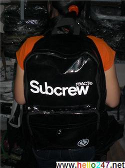 Ảnh số 39: Balo đi học đi chơi Subcrew da bóng MMC27 - Giá: 270.000