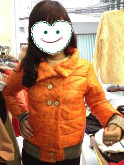 Ảnh số 43: áo phao gấu len - Giá: 400.000