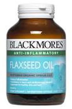 Ảnh số 5: Blackmores Flaxseed Oil, dầu hạt lanh - Giá: 100.000