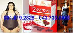 Ảnh số 36: Thuốc giảm cân 2day diet - Giá: 189.000