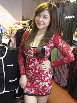 ?nh s? 54: Váy ren - Giá: 565.000