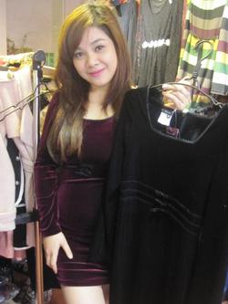 Ảnh số 57: Váy nhung - Giá: 565.000