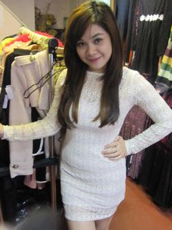 ?nh s? 61: Váy ren - Giá: 565.000