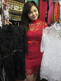 Ảnh số 39: Váy ren - Giá: 795.000
