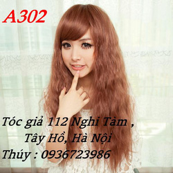 ?nh s? 35: tóc bộ cả đầu - Giá: 390.000