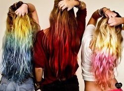 Ảnh số 2: Phấn nhuộm tóc Highlight Korea - Giá: 30.000