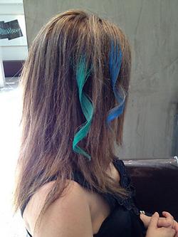 Ảnh số 12: Phấn nhuộm tóc Highlight Korea - Giá: 30.000