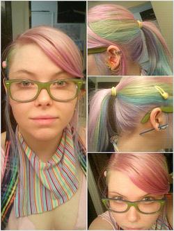 Ảnh số 24: Phấn nhuộm tóc Highlight Korea - Giá: 40.000