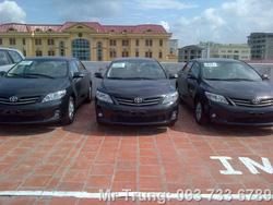 Ảnh số 13: Corolla Altis 2013 - Giá: 734.000.000