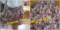 Ảnh số 12: Chân váy hoa - Giá: 80.000
