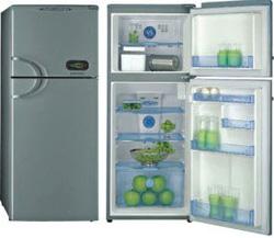 Ảnh số 10: Bán tủ lạnh daewoo 140 lít, TỦ QUẠT GIÓ màu xanh, tủ đang hoạt động tốt, lạnh sâu. - Giá: 1.950.000