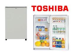 Ảnh số 11: tủ lạnh mini Toshiba 90 lít, màu trắng, giá rẻ, có bảo hành. - Giá: 1.200.000