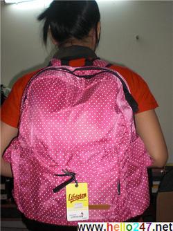 ?nh s? 91: Balo đi học đi chơi sành điệu chấm bi MMC15 - Giá: 280.000