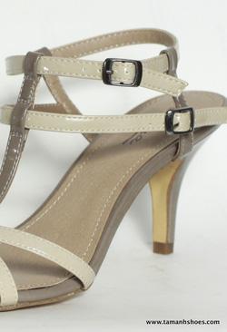 Ảnh số 68: Sandal cao gót Việt Nam xuất khẩu Carina X42 - Giá: 315.000