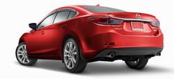 Ảnh số 13: Mazda6 - Giá: 1.200.000.000