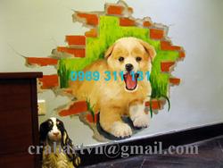 Ảnh số 96: chó - Giá: 300.000