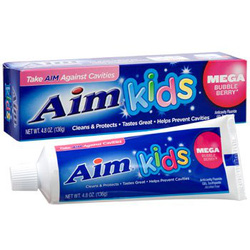Ảnh số 55: Kem đánh răng cho bé Aim Kids - Giá: 70.000