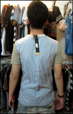 Ảnh số 34: Áo thun lưng giả sơ mi - Giá: 160.000