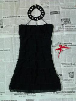 Ảnh số 4: váy voan tầng - Giá: 210.000