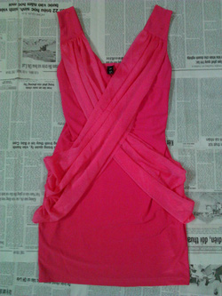 ?nh s? 6: váy hồng sexy - Giá: 230.000